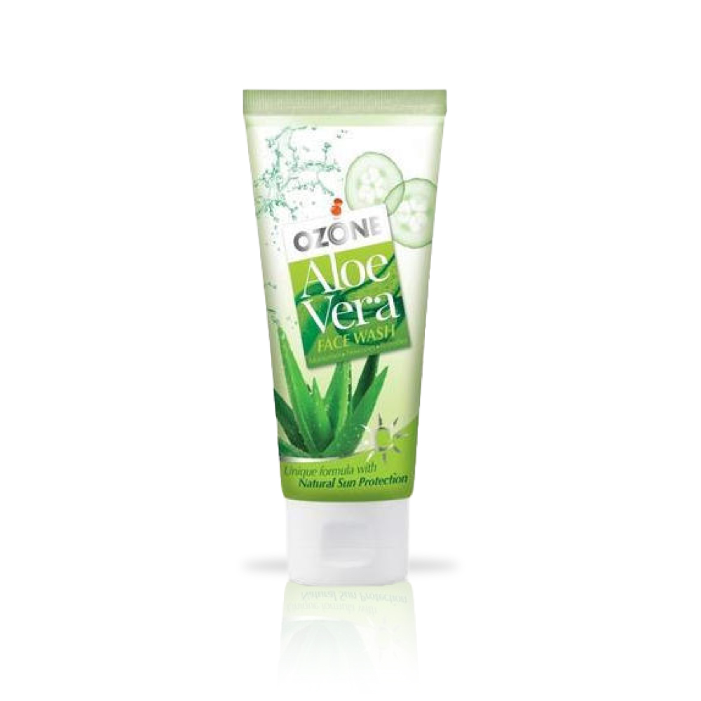 Ayurvedics Aloe Vera Face Wash 100 Ml