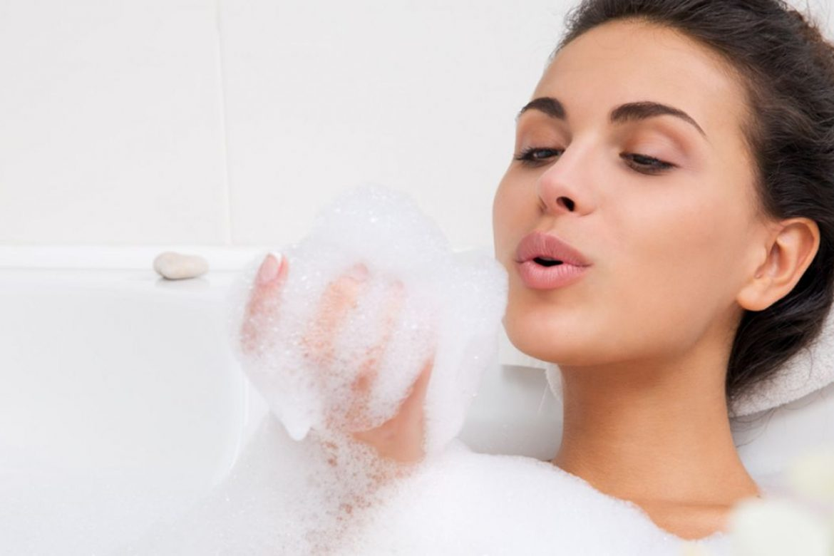 BENEFITS OF USING ALMOND SOAP