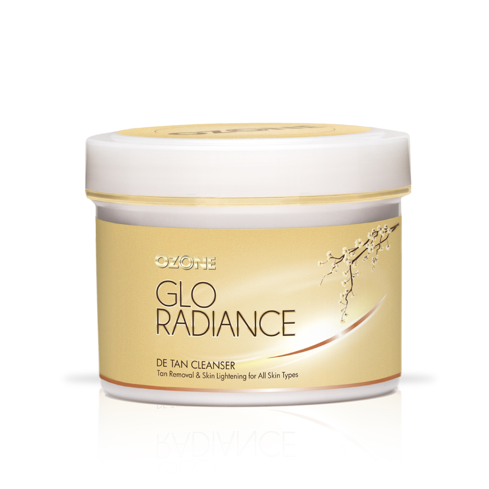 Glo Radiance De Tan Cleanser