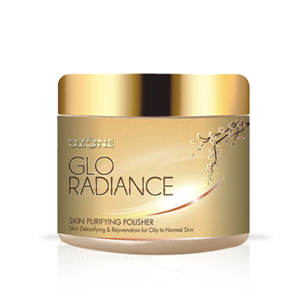 Glo Radiance Skin Purifying Polisher 50 G