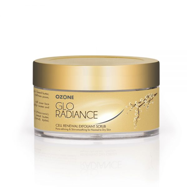 THE MAGIC IN GLO RADIANCE CELL RENEWAL EXFOLIANT SCRUB