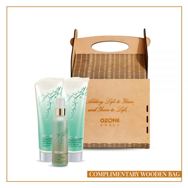Complexion Brightening Gift Box