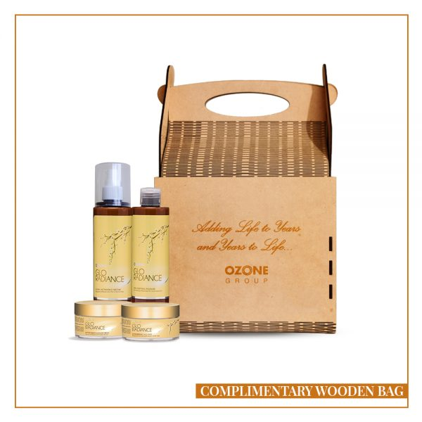 Glo Radiance Skin Care Gift Box