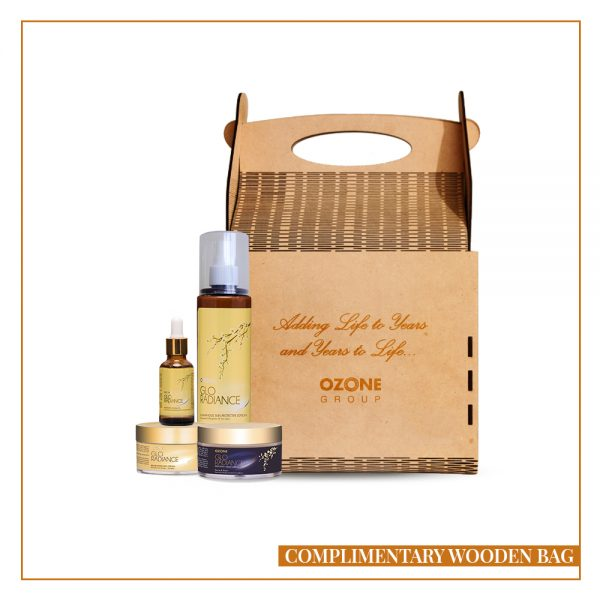Glo Radiance Day & Night Care Gift Box