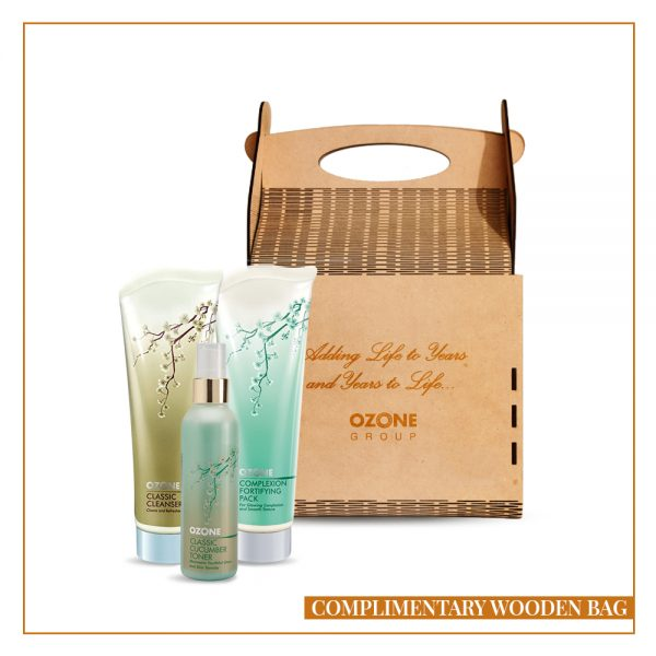 Cleansing & Toning Gift Box