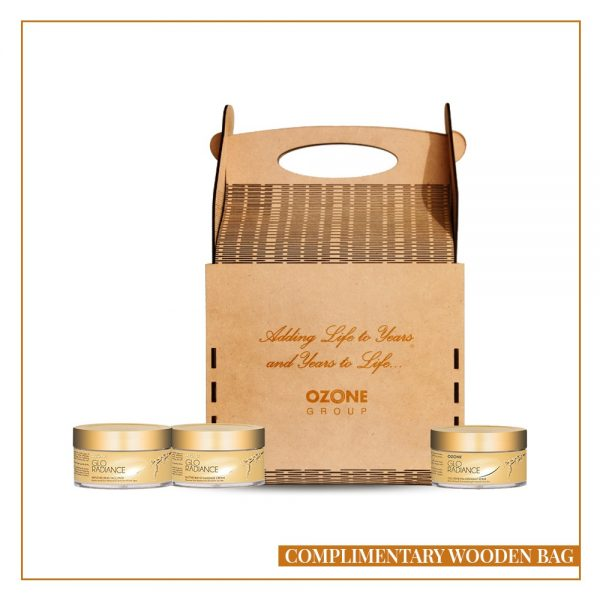 Glo Radiance Face Care Gift Box