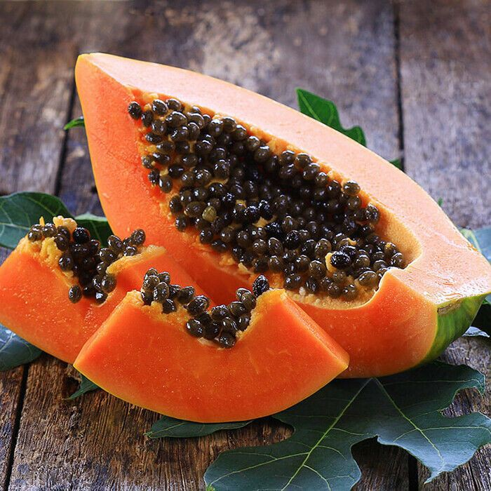 PAPAIN FOR SKIN - BENEFITS OF THE RAW PAPAYA FRUIT ENZYME
